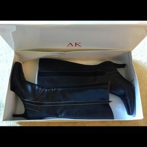 Anne KleIn Leather Boot
